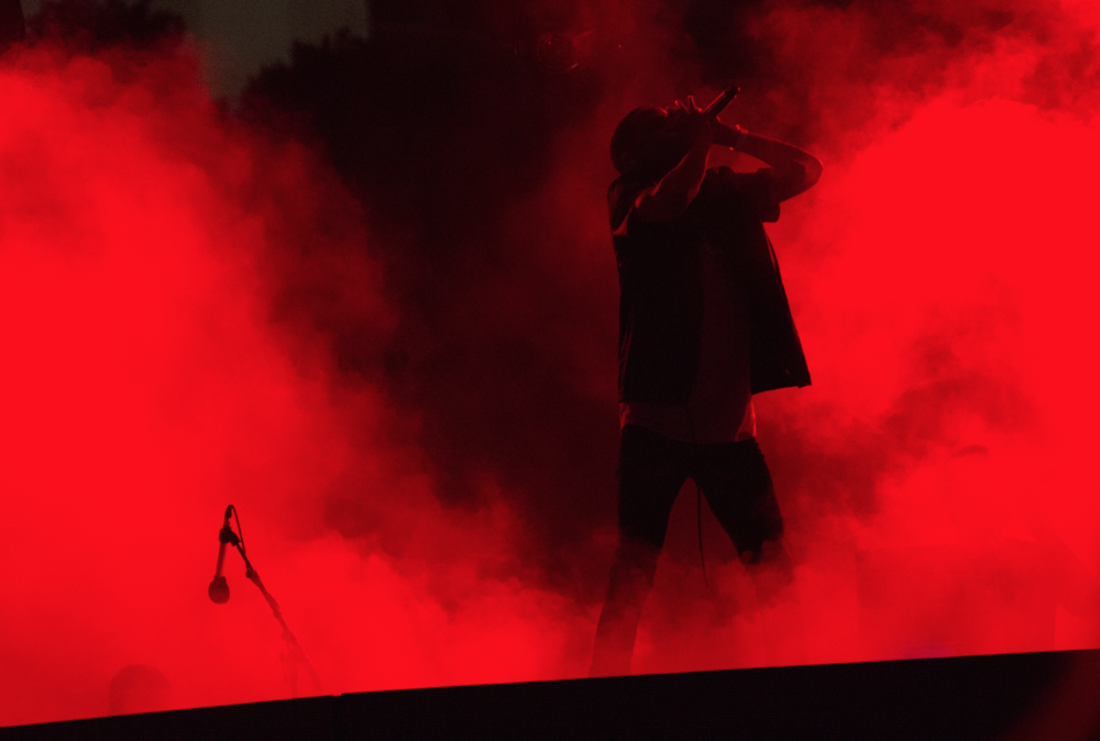 Big Sean In Concert Photographed By Alex Jackson - GOOD Music / Roc Nation