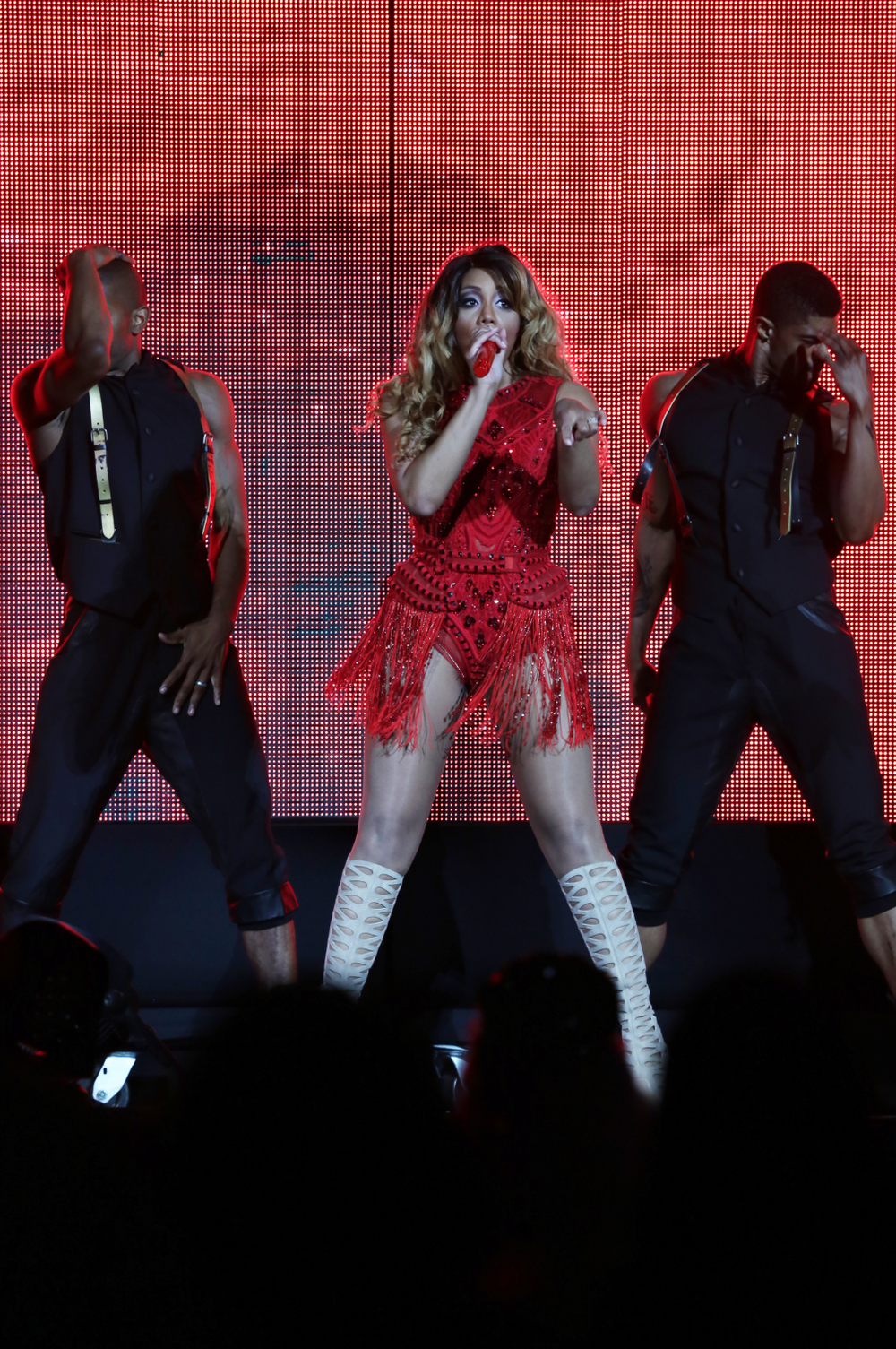 Tamar Braxton In Concert Photographed By Alex Jackson